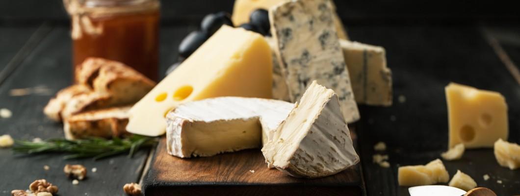 Még egy tucat ízletes sajt
